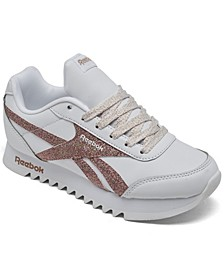 Little Girls Royal Classic Jogger 2 Platform Casual Sneakers from Finish Line