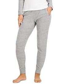 Thermal Sleep Jogger Pants, Created for Macy's