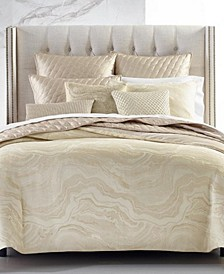 Moonstone Full/Queen Duvet, Created For Macy'S