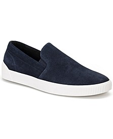 Men's Zero Slip On Suede Sneakers