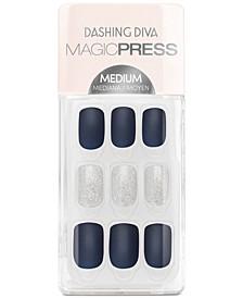 MAGICPRESS Press-On Gel Nails - Marine Dream