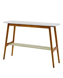 """Jamie 44"""" Tapered Leg Entry Table"""