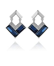 Women's Deco Clip Earring