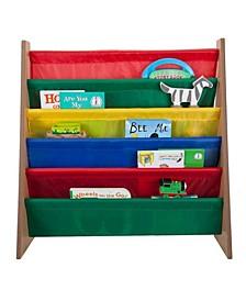 5 Pockets Book Shelf and Magazine Rack