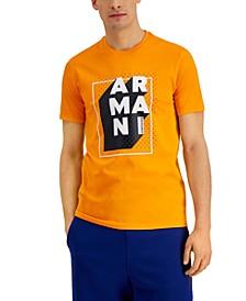 Men's Block Logo Graphic T-Shirt