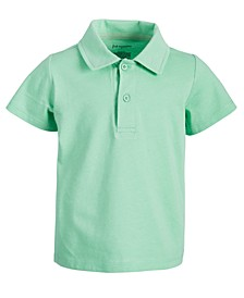 Toddler Boys Jersey Cotton Polo, Created for Macy's