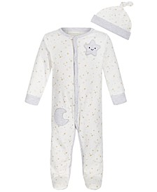 Baby Boys Twinkle Coverall Set, Created for Macy's