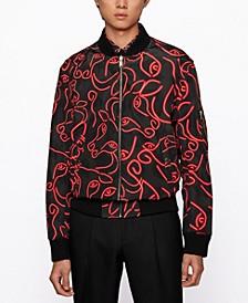 BOSS Men's Conato Regular-Fit Jacket