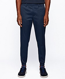 BOSS Men's Keen Tapered-Fit Tracksuit Bottoms