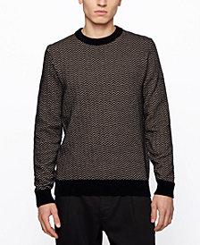 BOSS Men's Kafurlio Regular-Fit Sweater