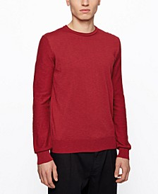 BOSS Men's Amiox Slim-Fit Sweater