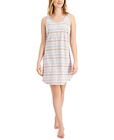 Tank Chemise Nightgown, Created for Macy's