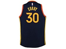 Golden State Warriors Youth City Edition Swingman Jersey - Stephen Curry
