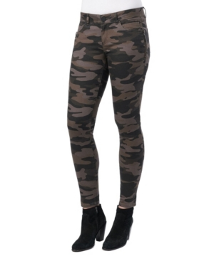 Women's Mid-Rise Ab Solution Side Zip Jegging
