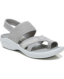 Call Me Washable Strappy Sandals