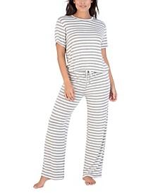 Women's Printed Loungewear Set