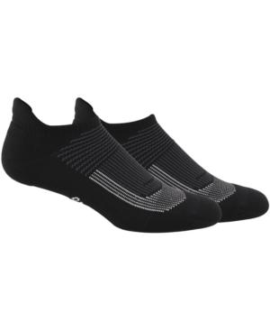 Adidas Originals ADIDAS MEN'S 2-PACK SUPERLITE UB21 TABBED NO-SHOW SOCKS
