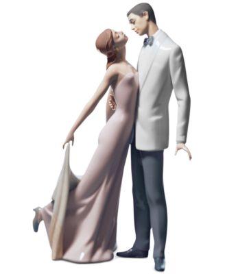Lladro Collectible Figurine,  Happy Anniversary