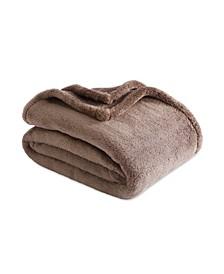 Extra-Fluffy Throw Blanket