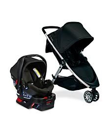 B-Lively B-Safe Gen2 Travel System Car Seat Stroller