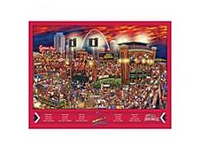 St. Louis Cardinals Joe Journeyman Puzzle