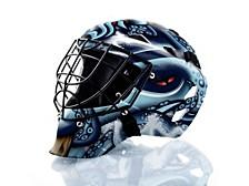 Franklin Seattle Kraken Mini Goalie Mask