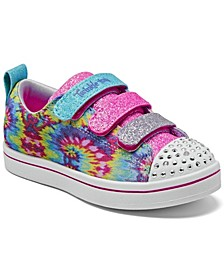 Little Girl's Twinkle Toes - Sparkle Rayz Casual Sneakers from Finish Line