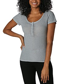 Juniors' Ikeddi Henley Top