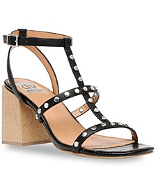 Hilly Studded City Sandals