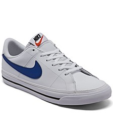 Big Boys Court Legacy Casual Sneakers from Finish Line