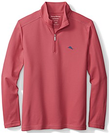 Men's Emfielder 2.0 Classic-Fit Moisture-Wicking 1/2-Zip Sweatshirt
