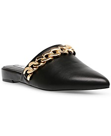 Women's Fawn Chained Slip-On Flats