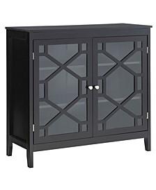 Ferndale 3 Interior Shelves Large Cabinet