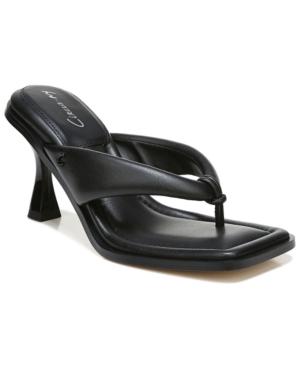 Skeet Square-Toe Dress Sandals Women's Shoes