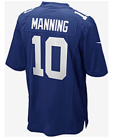 Nike Kids' New York Giants Eli Manning Jersey, Big Boys (8-20)