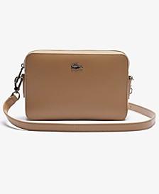 Chantaco Detachable Shoulder Strap Premium Piqué Leather Bag