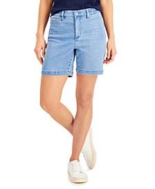Petite Denim Shorts, Created for Macy's