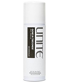 GONE IN 7SECONDS Root Touch-Up Spray - Dark Brown/Black, 2-oz., from PUREBEAUTY Salon & Spa