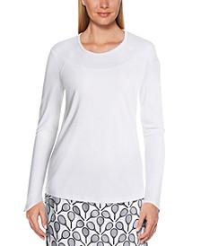 Grand Slam Long-Sleeve Tennis Shirt