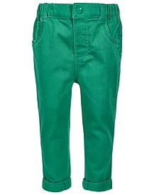 Toddler Boys Green Denim Jeans, Created for Macy's