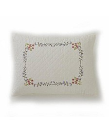 Floral Bouquet King Sham, Created for Macy's