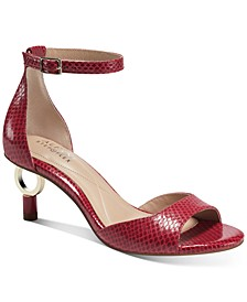 Ringley Two-Piece Dress Sandals, Created for Macy's