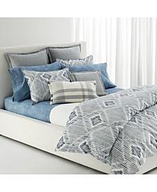 Austin 3-Pc. Textured Diamond Comforter Sets