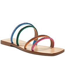 INC Piera Strappy Sandals, Created for Macy's