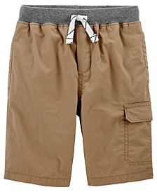 Little Boys Easy Pull-On Dock Shorts