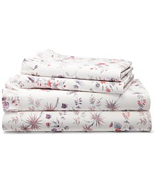 Maddie Cotton Percale Blossom Sheet Sets
