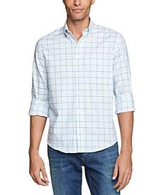 Men's Regular-Fit Untucked Dress Shirt