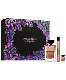DOLCE&GABBANA 3-Pc. The Only One Eau de Parfum Gift Set