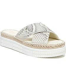 Barb Platform Sandals