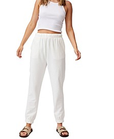 Women's High Waist Sweatpants
